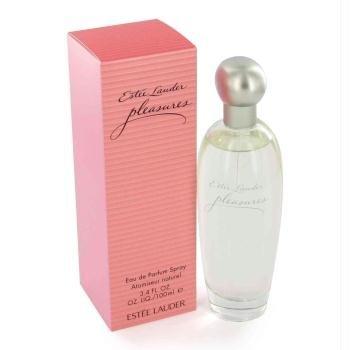 PLEASURES - Estee Lauder Eau De Parfum Spray 100 ml (Von Lauder Pleasures Estee)