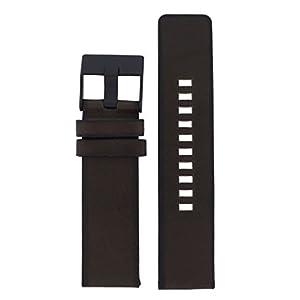 Diesel Uhrenarmband 24 mm Leder Braun Uhrband DZ-4364 / LB-DZ4364