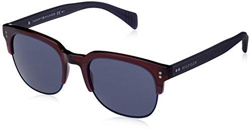 Tommy Hilfiger Unisex Wayfarer Sonnenbrille TH 1253/S KU, Gr. 53 mm, 4KG Preisvergleich