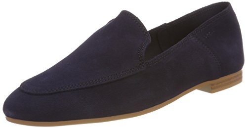 ESPRIT Damen Lara Loafer Slipper, Blau (Navy), 39 EU