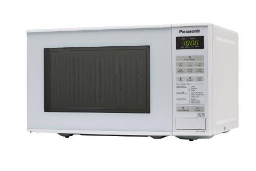 Panasonic NN-E271 Compact Microwave, 20 L - White