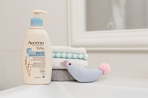 Aveeno Baby Daily Care Hair & Body Wash 300 ml