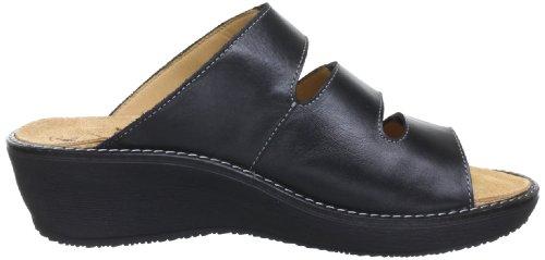 Ganter Gracia, Weite G 5-209227-01000 Damen Clogs & Pantoletten Schwarz (schwarz 0100)