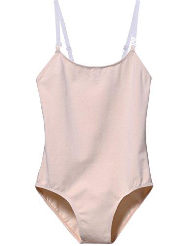 mdnmd-girls-clear-strap-under-camisole-leotard