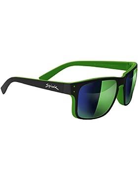 Spiuk Marlow Gafas, Unisex Adulto, Negro / Verde, Talla Única