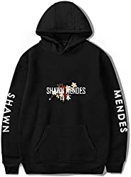 Shawn Mendes Hoodie Autumn Women Hoodies Print Hip Hop Sweatshirts Men's Long Sleeve Hoodies Pullovers