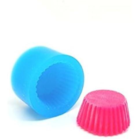 creafirm–Stampo miniatura Base cupcake 25x 12mm