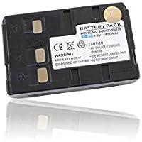 Camcorder//Digitalkamera NiMH Batterie MobiloTec Akku kompatibel mit Panasonic VSB0190
