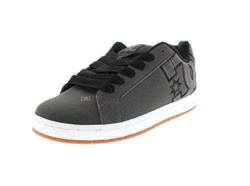 DC ShoesCourt Graffik S M Shoe gyb - Scarpe da Ginnastica Basse Uomo Grigio (Grau (Grey/Black GYB))