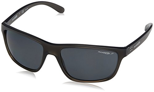 Arnette Herren 0AN4234 247381 61 Sonnenbrille, Grau (Transparent Grey/Polargray),