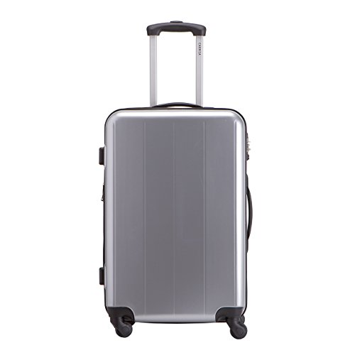 Carpisa-Zero-Trolley-66-cm-595-litri-Argento