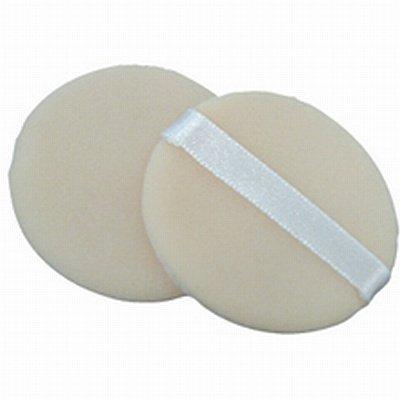 Fantasea Houppes à poudre en coton (2 par paquet) - Lot de 6