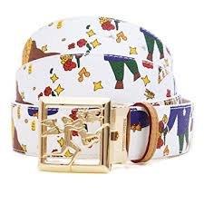 Cintura Donna PIERO GUIDI Magic Circus 240L64088 Col Bianco