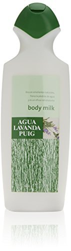 Agua Lavanda Puig By Antonio Puig For Men and Women. Body Milk 25.5-Ounces by Antonio Puig