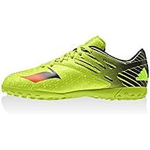 sports shoes 1f20d 598c4 adidas Messi 15.4 TF J, Botas de fútbol Unisex para Niños