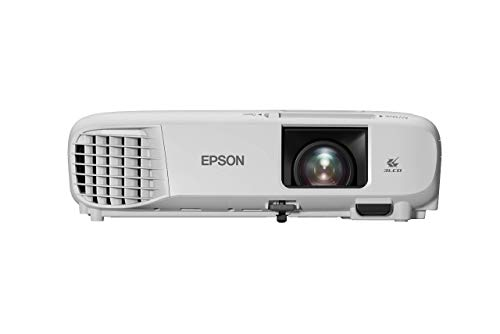 Imagen de Proyectores Epson por menos de 650 euros.