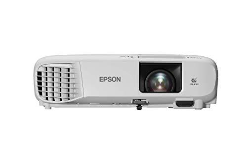 Oferta de Epson EB-FH06 - Proyector Full HD 1080p, 3500 lúmenes, Contraste 16.000:1, Lámpara Larga Duración 12.000 horas, Pantalla Hasta 330 pulgadas, Tecnología 3 LCD