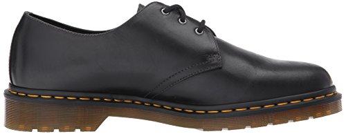 Dr.Martens Mens 1461 3 Eyelet Leather Shoes Gunmetal