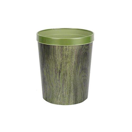 LVAB Mülleimer- Abfall Kann ruhig Bleiben und Abfalleimer Abfalleimer, Plastik (Farbe : C)