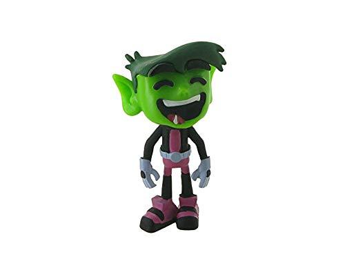Comansi–Figuren Jungen Teen Titans Go, Bestie, 6cm ()