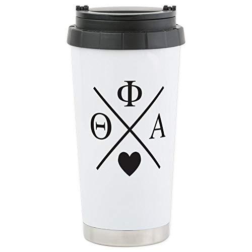 CafePress-Theta Phi Alpha-Thermobecher Edelstahl, isoliert 16Oz Coffee Tumbler Alpha-tumbler