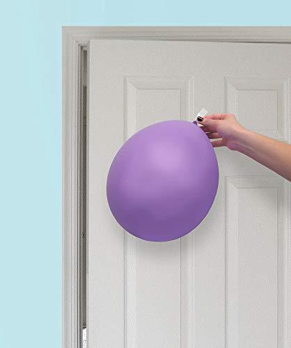 Industrias pestañas únicas para colgar globos, 20 piezas