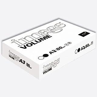 Antalis 10043360 Kopierpapier A3 500 Blatt, EU Label, weiß