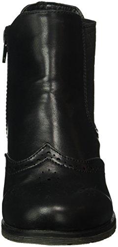 Jane Klain - Chelsea Boot, Stivali bassi con imbottitura leggera Donna Nero (Schwarz (000 Black))
