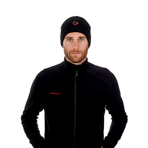 Mammut Mütze Sublime Beanie, Black, one Size | 07613357311885