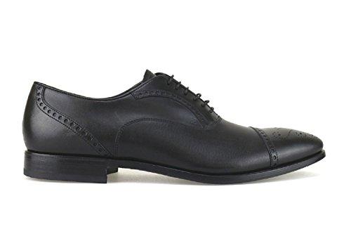 scarpe uomo FABI classiche nero pelle AK913-C (46 EU)