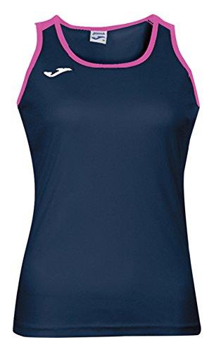 Joma 900018.300 T-Shirt Femme Bleu