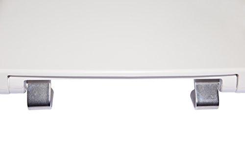 Sedile Conca Ideal Standard Originale.Ideal Standard T637801 Copriwater Originale Conca In Termoindurente