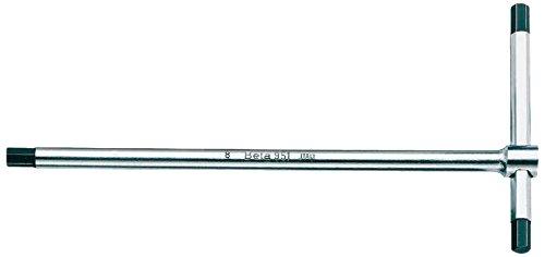 BETA 009510560 Sechskant Stiftschlüssel 951 mit T-Griff 6.0 mm,