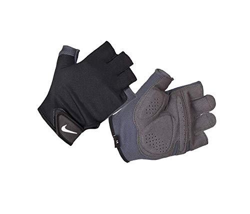 Nike Herren Essential Fit Handschuhe L, Schwarz/Anthrazit/Weiß
