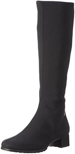 Högl 2- 10 3856 - Stivali alti imbottiti caldi Donna, colore Nero (0100), taglia 35