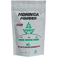 Wonderelements Organic Moringa Powder 100g