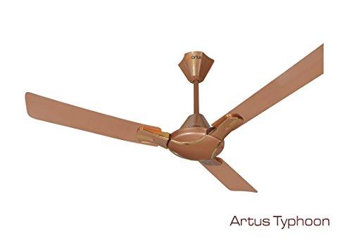 Artus Typhoon Brown Ceiling Fan
