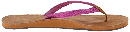 Reef Gypsy, Tongs femme Multicolore (PURPLE / PUR)