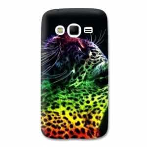 coque Samsung Galaxy Grand / Grand Plus felins - leopard color N