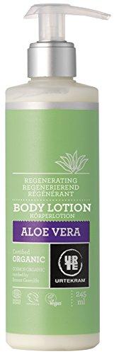 Urtekram Aloe Vera Körperlotion BIO, regenerierend, 245 ml