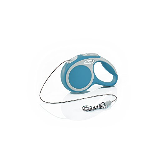 Flexi Vario Cord Leash XS - M, X-Small, 10 ft, türkis -