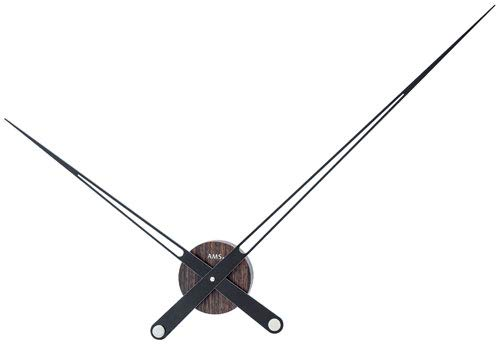 AMS Geräuschlose Uhren 9599