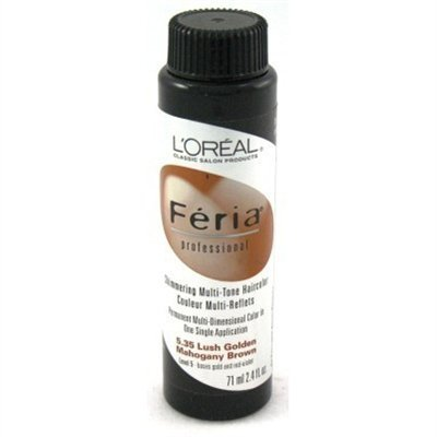 loreal-feria-color-535-24-oz-lush-golden-mahogany-brown-pack-of-6-by-loreal-paris