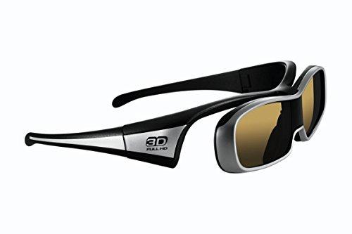 Panasonic TY-EW3D10 3D Brille für Panasonic 3D TV Modelle mit (Brille Panasonic 3d Viera)