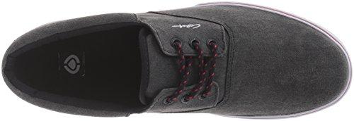 C1rca Valeo SE Toile Chaussure de Basket Black-White