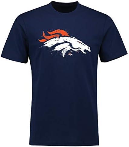 Football Fanatics Fanatics Fanatics fanatici Splatter t-Shirt – NFL Denver Broncos Navy, Uomo, Dainty, Medium | Design professionale  | Lussureggiante In Design  | Vari I Tipi E Gli Stili  | Louis, in dettaglio  2c91ca