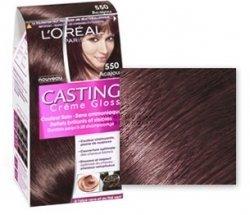 LOREAL Casting Crème Gloss Mahagoni 550