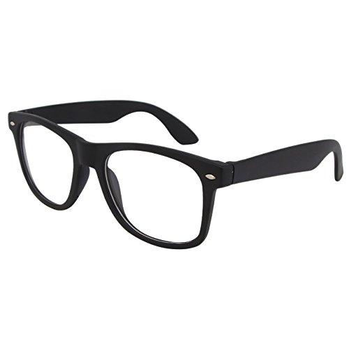 Silver Kartz Wayfarer Unisex Sunglasses (Silver Kartz|0.5|Transparent)