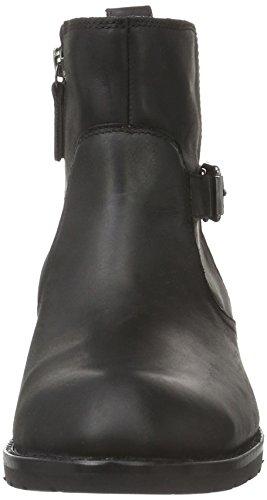 Sebago Nashoba Low Boot Wp, Stivaletti Donna Nero (Black Leather WP)