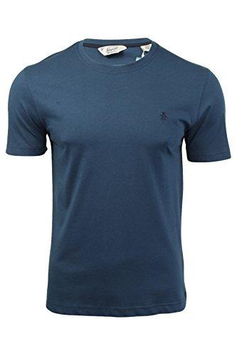 Herren T-Shirt `Pin Point` von Original Penguin Blue Wing Teal